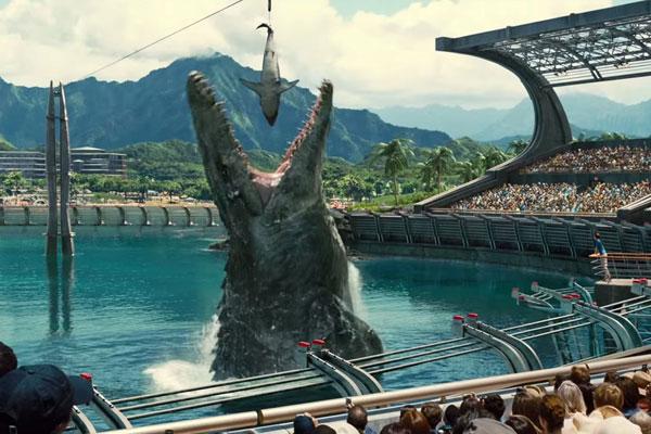 Jurassic world il nuovo film sui dinosauri - Film de dinosaure jurassic park ...